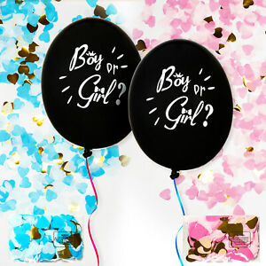 LECIP Gender Reveal Party Decoration Kit