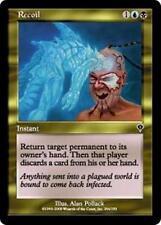 RECOIL Invasion MTG Gold Instant Com