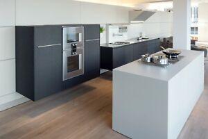 bulthaup b3 Showroom - Küche. Hängend. Gaggenau Geräte u.a. Dampfbackofen!!