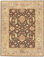 """Hand-knotted  indian rug. 7'10"""" x 10'4"""""""