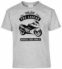 T-Shirt, Honda CBR 1000 F ,Motorrad,Bike ,Oldtimer,Youngtimer