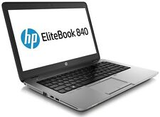 "HP Elitebook 840 G1 14"" i5 HD+ 8GB RAM 128GB SSD Windows 8.1 Pro + 4G LTE Mobile"