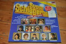 VA Sampler - Super-Schlagerparade - Deutsch 80er 80s - Album Vinyl LP