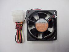 NEW! SUNON 60mm 4 Pin Molex  Case Cooling fan (KD1206PTS3)