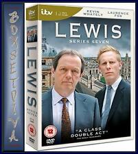 LEWIS - COMPLETE SERIES 7 *BRAND NEW DVD *