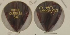 Beach Boys - Old Richie Cannata Sax Concert Tour Guitar Pick