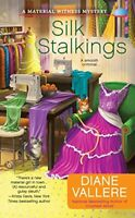 Silk Stalkings: 3 (Material Witness Mystery) by Vallere, Diane Book The Fast