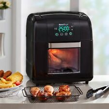 Cooks Professional Nutrifryer Digital Air Fryer Rotisserie Oven & 7 Accessories