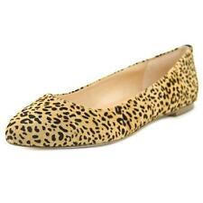 Zapatos planos de mujer de color principal beige talla 40