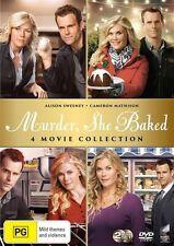Murder, She Baked - Mark Jean NEW R4 DVD