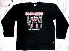 Sweatshirt Pullover Lego Exo Force Grand Titan Schwarz Gr. 146 152  11 12 Jahre