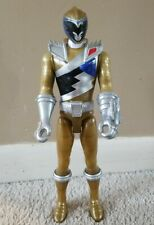 "Power Rangers Dino Charge 12"" Gold Ranger Action Figure (Bandai, 2015)"