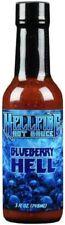 HellFire Blueberry Hell Hot Chilli Sauce *Brand New*