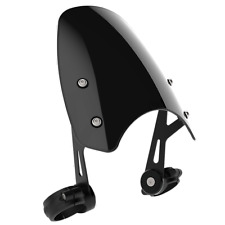 Honda CMX500 Rebel - Dart Classic Flyscreen Windscreen in Midnight Tint