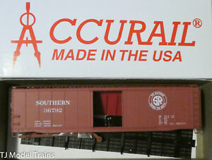 Accurail HO #5506 Southern  50' Riveted AAR Boxcar