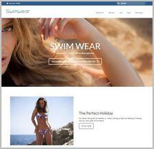 SWIMWEAR Website Website Earn £52 A SALE|FREE Domain|FREE Hosting|FREE Traffic
