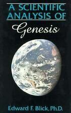 Scientific Analysis of Genesis: