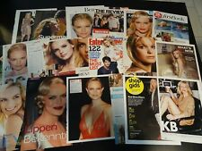 Kate Bosworth  45+ full pages  Clippings