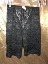 Olga Proto Type? Sample? Black Lace Girdle, Size S # 101910