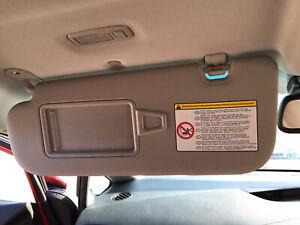 Kia Ceed Mk2 Left Passenger Nearside Sunvisor / Sun Visor 2012-2018 + Warranty