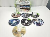 XBOX 360 Mixed lot of 15 Games See Pictures
