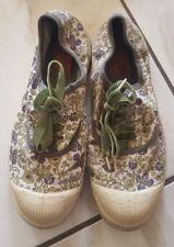 Ben Simon Shoes size 35 green Womens