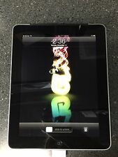 Apple iPad 1st Gen 32GB, Wi-Fi + 3G (Unlocked), 9.7in - Black - GREAT CONDITION