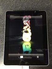 Apple iPad 1st Gen 32GB, Wi-Fi + 3G (Unlocked), 9.7in - Black - GREAT CONDITION