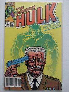 Incredible Hulk #291 Newsstand Edition VF Marvel Comics