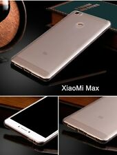 4 Cut 360' Full Crystal Transparent Hard Back Case Cover For Xiaomi Mi Max 6.44""