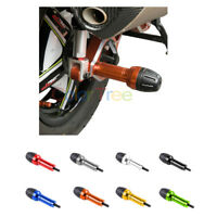 CNC Aluminum Alloy Anodized Universal Motorcycle Exhaust Frame Anti Crash Slider