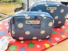 Cath Kidston X Disney Winnie The Pooh Make Up Bag And Wash Bag Set