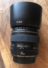 Canon EF 85 mm F/1.8 USM Objektiv TOP