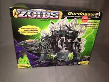 New Zoids Gordosaur 1/72 scale Hasbro 2002