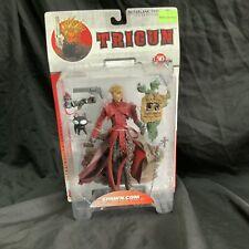 Akira Vash the Stampede McFarlane Toys Anime Action Figure 2000 Trigun