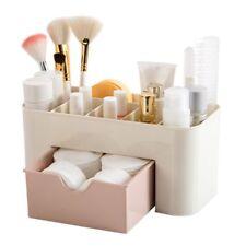 Women Makeup Brush Storage Cosmetic Case Organizer Box Drawer Jewelry Holder