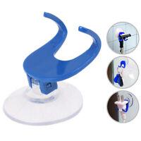 1X Shaver Holder Wall-mounted Shaver Razor Holder Cupula Shaver Caps Rack Hook