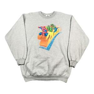 Vintage UNIVERSAL STUDIOS 2003 Mens Jumper Large | Sweatshirt Marvel