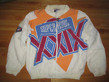 Starter Super Bowl XXIX SAN DIEGO CHARGERS vs SAN FRANCISCO 49ers (XL) Jacket