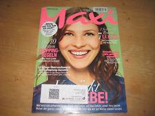 Zeitschrift, Illustrierte, Maxi, Mai 2016