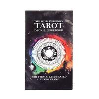 78 x The Wild Unknown Tarot Deck & Online Guidebook Rider Waite Divination Party