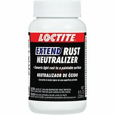 Rust Neutralizer to Dissolve Rust from Metal Surfaces - 8oz