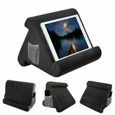 New Tablet Stand Pillow Book Reader Holder Rest Lap Reading Cushion UK