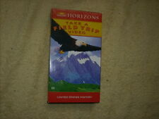 Harcourt Horizons take a field trip videos VHS United States History