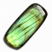 Cts. 37.70 Natural Multi Fire Labradorite Cabochon Cushion Cab Loose Gemstones