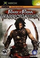 Prince of Persia: Warrior Within - Xbox (Complete)