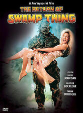 The Return of Swamp Thing (DVD, 2003)