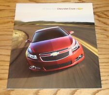 Original 2011 Chevrolet Cruze Sales Brochure 11 Chevy LS LT LTZ ECO
