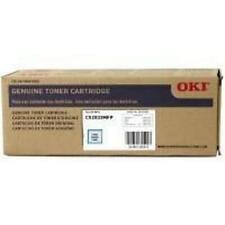 Genuine OKI 43865767 Cyan Toner - NEW SEALED