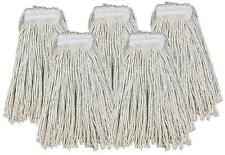 More details for kentucky mop head 16oz replacement commercial cotton heavy duty large 5 pack
